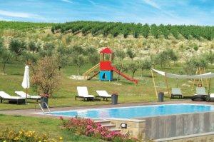 Agriturismo in Toscane Montecchio