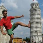 Foto van de Toren van Pisa!