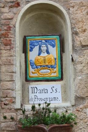 Naar Massa Marittima in Toscane