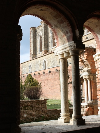 Klooster Abdij San Galgano