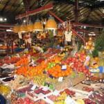 Florence: Mercato Centrale en San Lorenzo