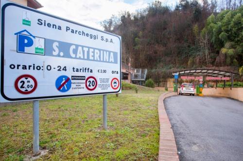 Parkeren in Toscane Siena