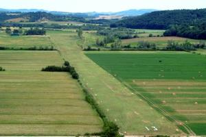 Rondvluchten boven Toscane Pratello Peccioli