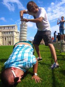 Foto van de Toren van Pisa 5