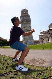 Toren van Pisa 9