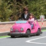 Met kinderen in Toscane