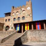 Certaldo: stad van Boccaccio en uien