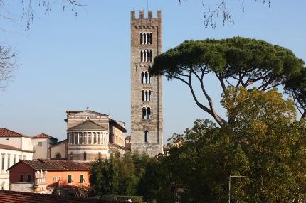 Fietsen in Lucca huren 3