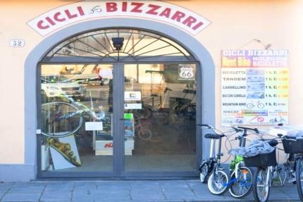 Fietsen in Lucca huren