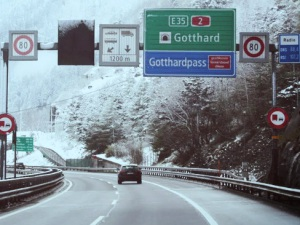 Gotthardtunnel