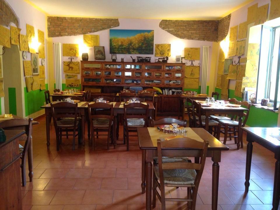 Osteria San Vivaldo Montaione