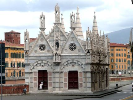 Pisa Santa Maria della Spina