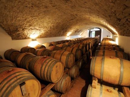 Volpaia wijnkelder Chianti