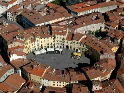Amfitheater van Lucca