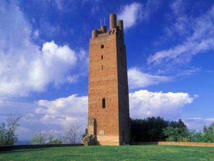 Vesting San Miniato Toren